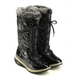 Купить Сапоги зимние Walkmaxx Snow Boots. Уцененный товар. Цвет: черный