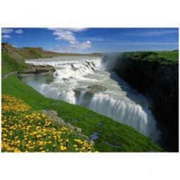 Купить Пазл 1000 элементов Trefl «Золотой водопад»