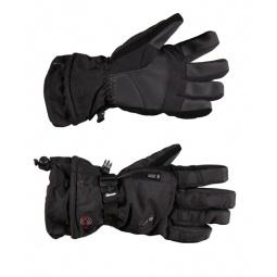 Купить Перчатки горнолыжные GLANCE Fusion (2012-13). Цвет: черный