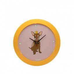 фото Часы настенные Mitya Veselkov «Той в короне»