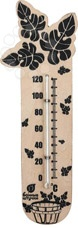 Термометр для бани и сауны Банные штучки «Банный веник»