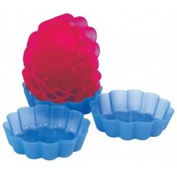 Купить Набор форм для выпечки силиконовый Regent «Корзиночка»