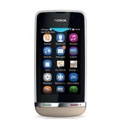 фото Мобильный телефон Nokia 311 Asha. Цвет: золотистый шарм