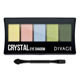 фото Набор теней для век DIVAGE Palettes Eye Shadow Crystal