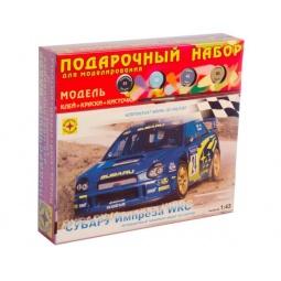 фото Сборная модель автомобиля 1:43 Моделист «Субару Импреза» WRC