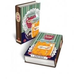 фото Книга-шкатулка Феникс-Презент «Варенье абрикосовое»