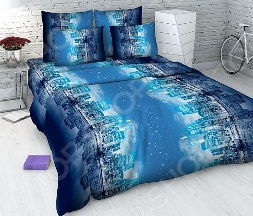Комплект постельного белья Василиса «Сан Франциско» комплект семейного белья василиса аура лета 4040 1 70x70 c рб