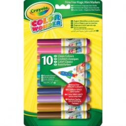 Купить Набор мини-фломастеров Crayola Color Wonder