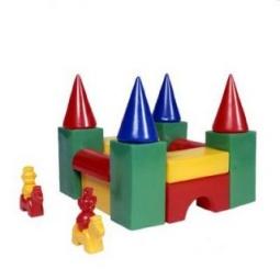 фото Набор кубиков Строим вместе «Застава»