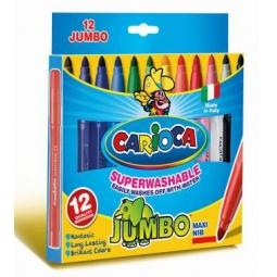 Купить Набор фломастеров Universal Carioca Jumbo 40569