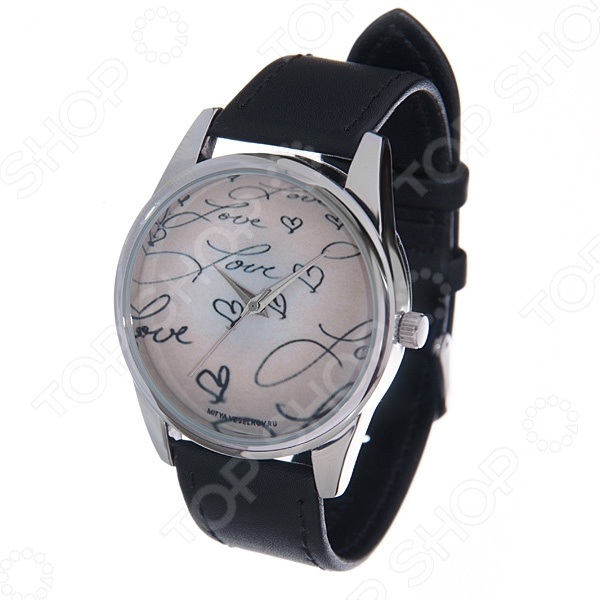 Часы наручные Mitya Veselkov Love MV часы наручные mitya veselkov часы mitya veselkov одри на белом курит арт mv 38