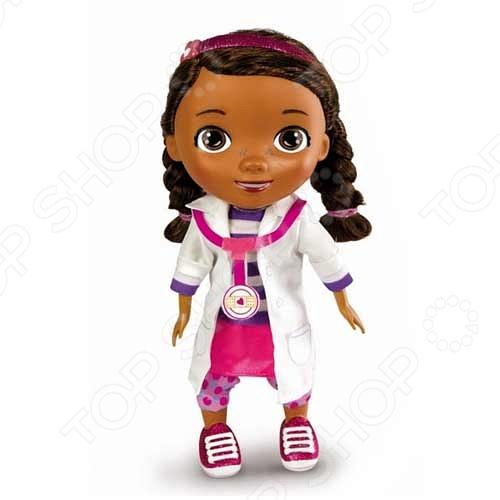 Кукла Doctor Plusheva Дотти