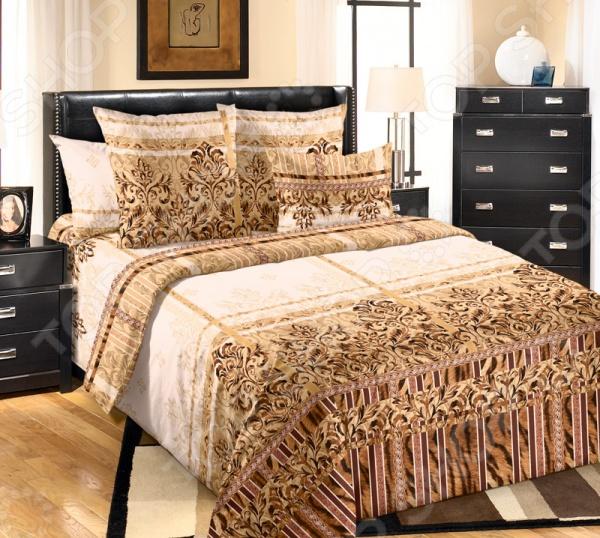 Комплект постельного белья Белиссимо «Баккарди» 1708735 комплект постельного белья белиссимо константин