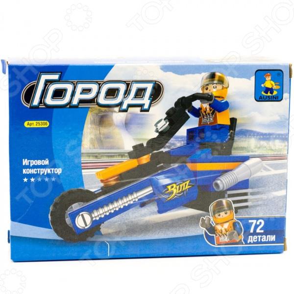 Конструктор-игрушка Ausini 25306 детская игрушка ausini 28001 884pcs diy