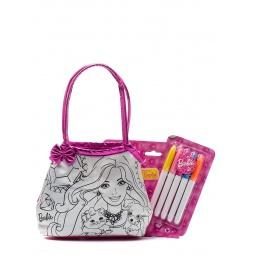 фото Набор для росписи сумочки Росмэн «Барби»