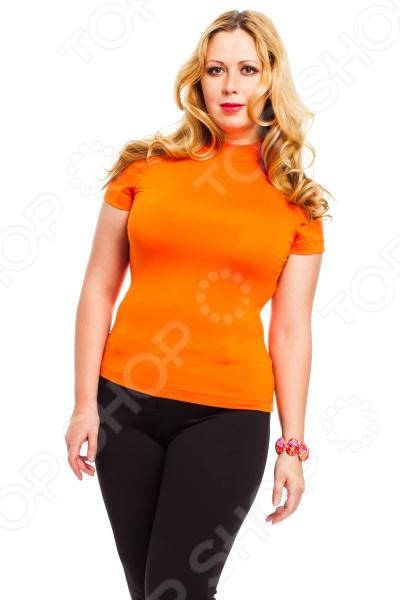 Водолазка Mondigo XL 037. Цвет: оранжевый
