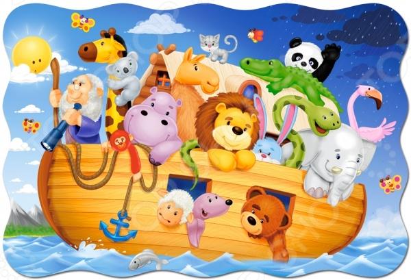 Пазл 20 элементов Castorland «Ноев ковчег»