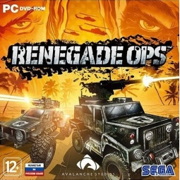 Купить Игра для PC Renegade Ops (rus)