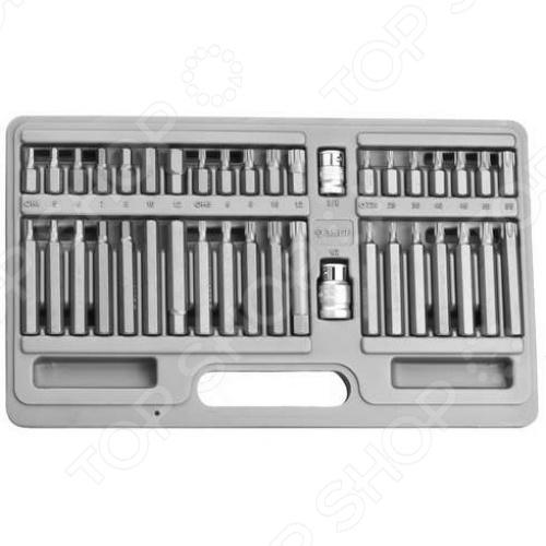 Набор бит Зубр «Эксперт» 2653-H40_z01 набор губцевого диэлектрического инструмента зубр эксперт 2214 h12 z01