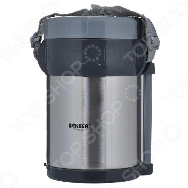 Термос Bekker BK-4085 термос bekker premium bk 4075 0 8л