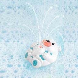 Игрушка для ванной Happy kid Полярный мишка