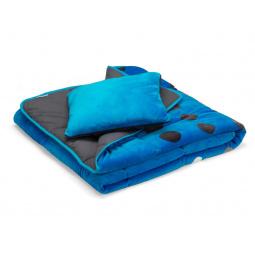 Купить Покрывало для кровати Dormeo Symphony 3 в 1. 2-спальный. Цвет: голубой