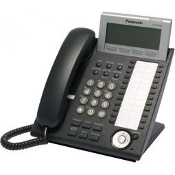 Купить Телефон системный Panasonic KX-DT346RU-B