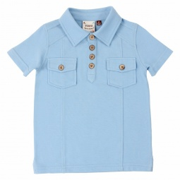 фото Рубашка-поло с коротким рукавом Fore!! Axel and Hudson. Рост: 134-140 см
