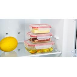 фото Контейнер для продуктов прямоугольный Glass Tescoma Freshbox