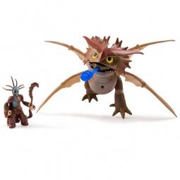 фото Набор фигурок игровой Dragons «Большой дракон и всадник». В ассортименте