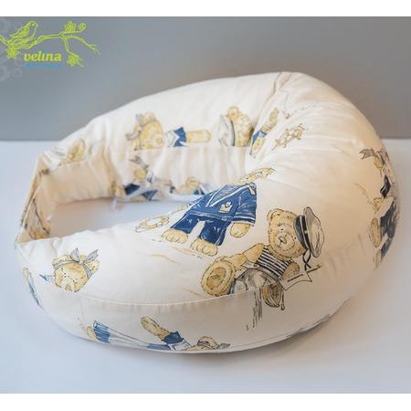 Купить Подушка для беременных и кормления Velina на липучке