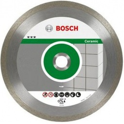 Купить Диск отрезной алмазный для резки плитки Bosch Best for Ceramic 2608602640