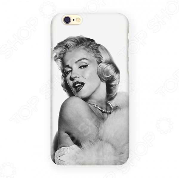 Чехол для iPhone 6 Mitya Veselkov «Монро в боа» стоимость