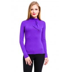 фото Водолазка Mondigo 7013. Цвет: фиолетовый. Размер одежды: 44