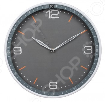 Часы настенные Бюрократ WALLC-R06P