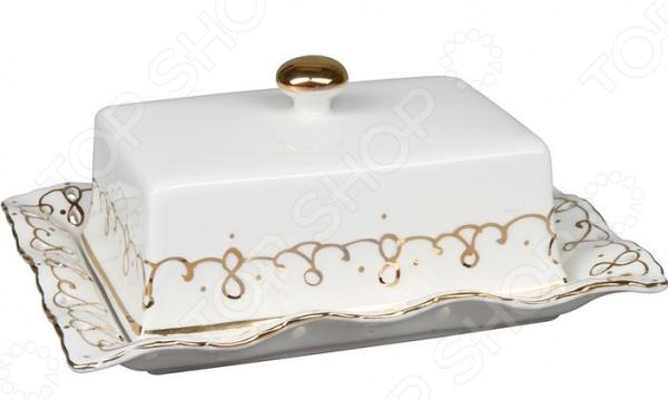 Масленка Rosenberg 80811 это удобный вариант для хранения сливочного масла, который пригодится на любой кухне. Модель изготовлена из керамики, отличается повышенной износостойкостью и легкостью мытья. Хранение масла теперь будет удобным, а такую масленку можно легко поставить на стол и она отлично впишется в интерьер. Следует отметить, что хранение масла в такой масленке позволяет избежать высыхания краев и примесей запахов от других продуктов в холодильнике, при этом, сохраняя первоначальный сливочный вкус.