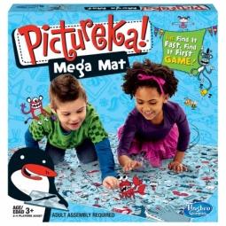 фото Игра напольная Hasbro Пикчурека мега-коврик