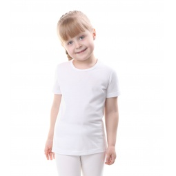 фото Футболка для девочки Свитанак 107612. Рост: 146 см. Размер: 38