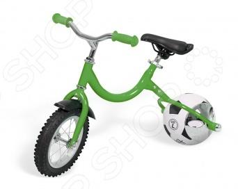 Беговел с колесом в виде мяча Bradex «Велоболл» Беговел Bradex «Велоболл» /Зеленый
