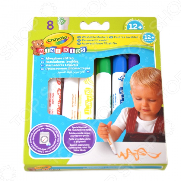 ����� ����������� Crayola First Markers