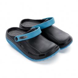 Купить Клоги Walkmaxx Fit 2.0. Цвет: черный, синий