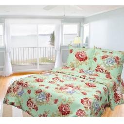 фото Комплект постельного белья Олеся «Весенний гобелен». 2-спальный