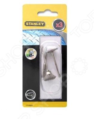 Набор щеток для дрели Stanley 36090-XJ stanley 36030 xj щетка чашечная для дрели d50 мм