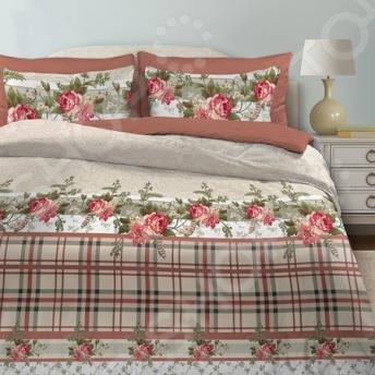 Комплект постельного белья Любимый дом «Моника» любимый дом н70х70 моника