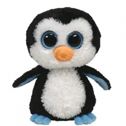 фото Мягкая игрушка TY «Пингвин Waddles»