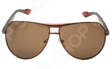 Очки поляризационные Mitya Veselkov OS-14Очки<br>Очки поляризационные Mitya Veselkov OS-14 станут прекрасным дополнением к набору ваших аксессуаров. Они прекрасно сидят, имеют оригинальный дизайн и эффективно защищают глаза от ультрафиолетовых лучей. Внешне очки данного типа очень похожи на привычные солнцезащитные, однако на самом деле очень отличаются от них. Главной особенностью линз с поляризацией является их способность блокировать солнечный свет, отраженный от горизонтальных поверхностей. Больше всех эффект поляризации могут оценить люди, которые много находятся за рулем. Мокрый асфальт, водная гладь или заснеженный пейзаж могут нести серьезную опасность, т.к. являются источниками отражений. Попав в такое положение, водитель может на мгновение ослепнуть , а это неминуемо ведет к потере контроля за ситуацией на дороге. Поляризационные очки позволяют вам избавиться от подобных проблем, уменьшая усталость глаз, раздражение сетчатки и повышая, в свою очередь, зрительный комфорт.<br>