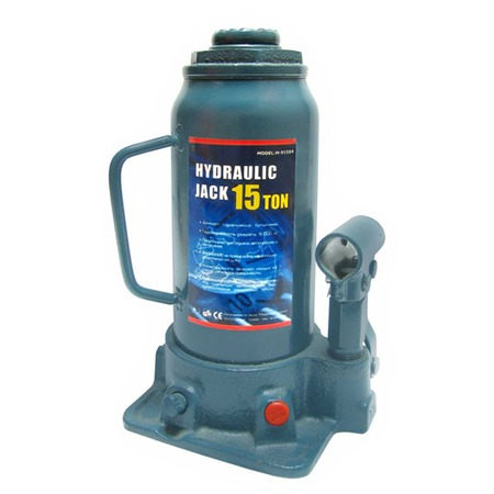 Купить Домкрат гидравлический бутылочный с клапаном Megapower M-91504