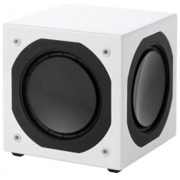 фото Сабвуфер для модульных акустических систем Jamo SUB 800. Цвет: белый