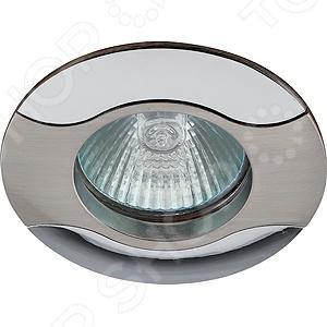 Светильник светодиодный встраиваемый Эра KL18 SN/CH эра kl10 sn n