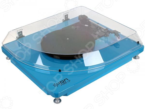 Проигрыватель USB виниловый и MP3-конвертер ION 0279486